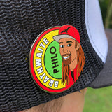 "Philo ""Mr. Albatross"" Brathwaite Disc Golf Pin"