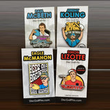 "Disc Golf Pins ""Rancho Cucamonga Players Pack"""