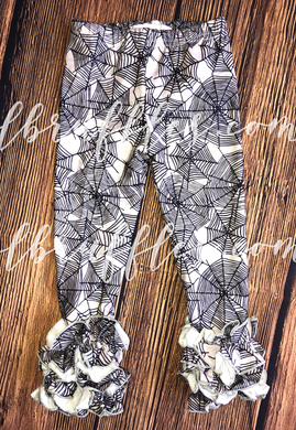 Spider Web Icing Pants