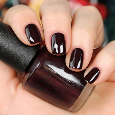 "OPI Polish ""Good Girls Gone Plaid""  (From Scotland Collection) 07K"