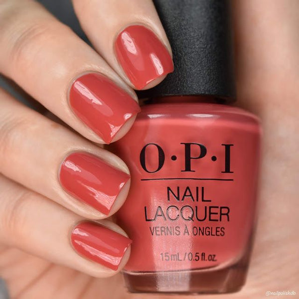 "OPI Polish ""My Solar Clock Is Ticking"" 8M"