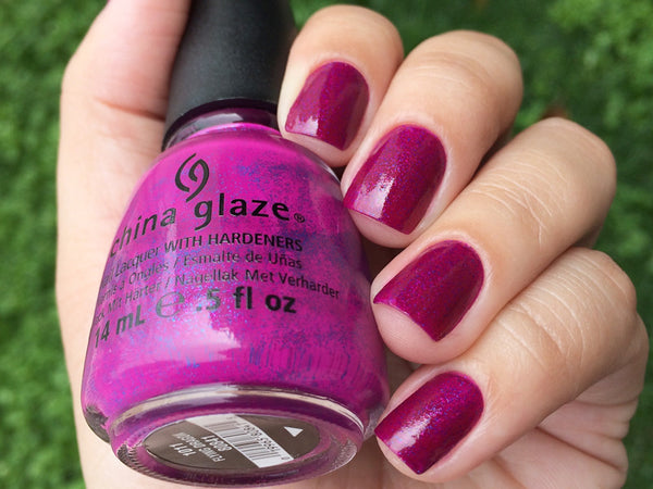 "China Glaze Pro Polish ""Flying Dragon"" 54D"