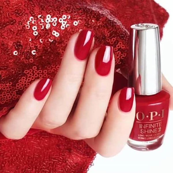 "OPI Infinite Shine ""Candied Kingdom"""