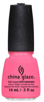 "China Glaze Polish ""Bottom's Up"" 9B"