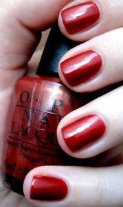 "OPI ""Vould You Like A Lick-tenstein?"" hlm45K"