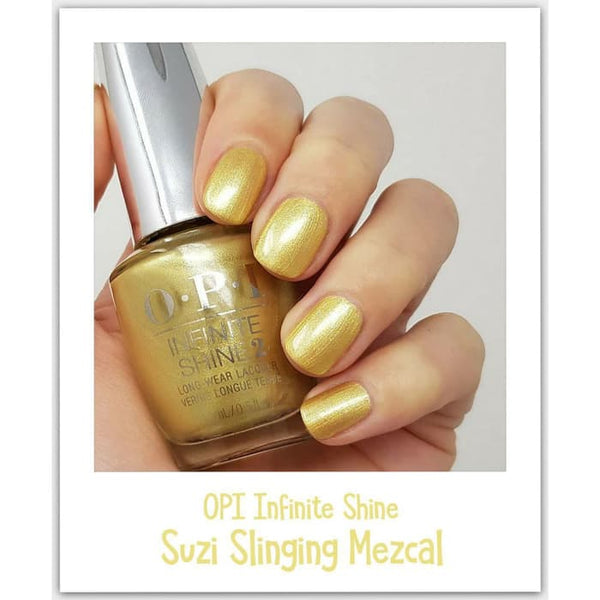"OPI Infinite Shine ""Suzi's Slinging Mezcal"" (From Mexico City Collection)"