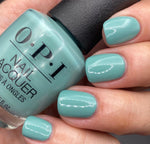 "OPI Polish ""Verde Nice To Meet You"" From OPI Mexico City Collection 2020 9-O"