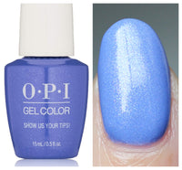 "OPI GEL Polish ""Show Us Your Tips"""