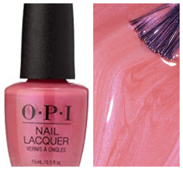 OPI Polish 'Hawaiian Orchid' 4D (Sheer)