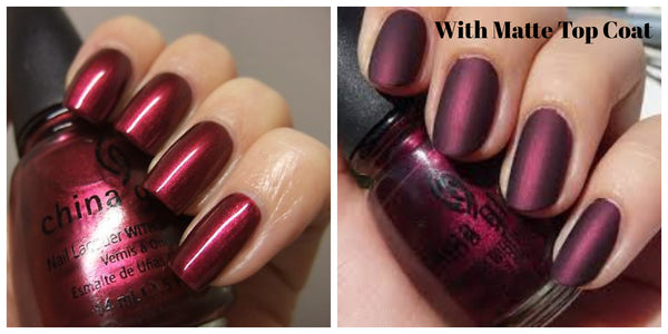 "China Glaze Pro Polish ""Skate Night"" 9A"