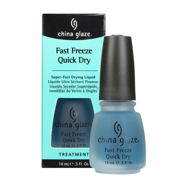 Fast Freeze Quick Dry Top Coat