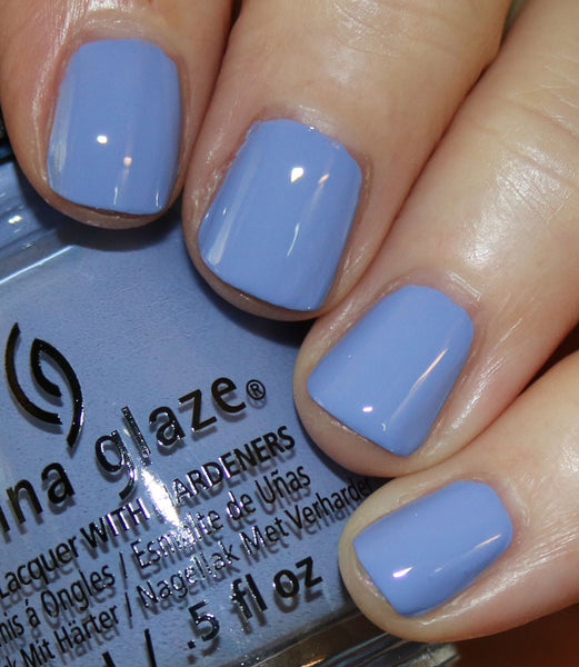 "China Glaze Polish ""Good Tide-ings"" 9A"