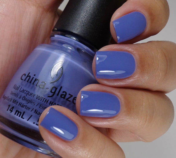 "China Glaze Pro Polish ""What A Pansy"" 9B"