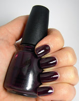 "China Glaze Pro Polish ""Evening Seduction"" 54S"