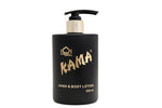 KAMA Hand & Body Lotion 350ml