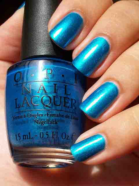 OPI Polish 'Do You Sea What I Sea?' 5C