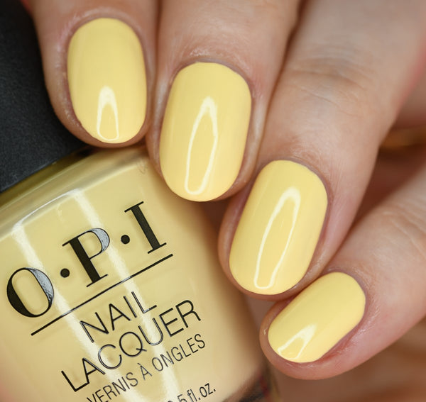 "OPI Polish ""Bee-hind The Scenes"" (Hollywood 2021 Collection)"