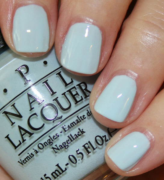 "OPI Polish ""It's A Boy"""