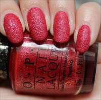 "OPI Lacquer ""Magazine Cover Mouse"" Liquid Sand"