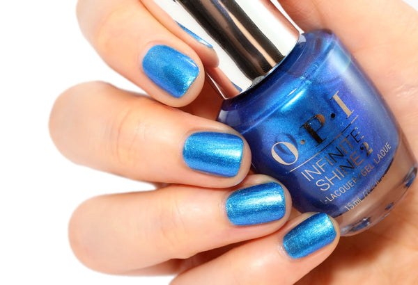 "OPI Infinite Shine ""Do You See What I Sea"""