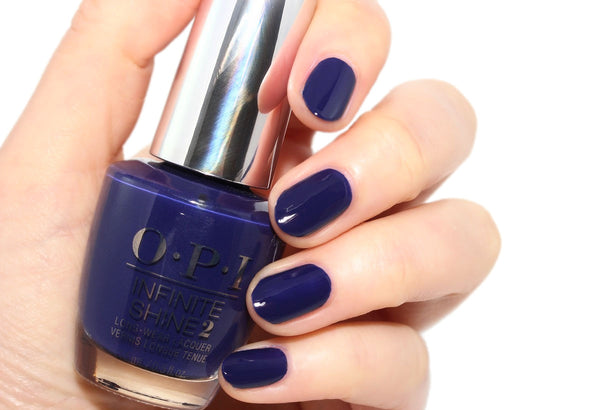 "OPI Infinite Shine ""March In Uniform"""