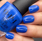 "OPI Polish ""Mi Casa Es Blue Casa"" 9T From OPI Mexico City Collection 2020"