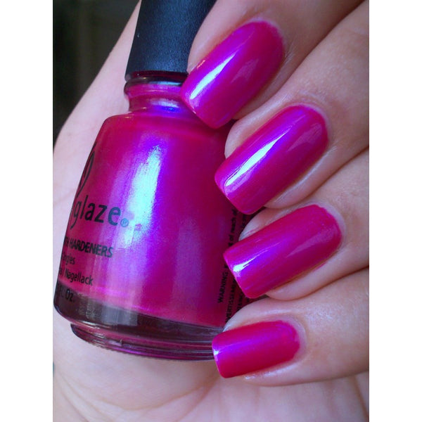 "China Glaze Polish ""Carribean Temptation"" 54S"