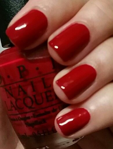"OPI Polish ""The Thrill Of Brazil"" 8E"