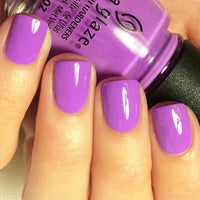 "China Glaze Polish ""That's Shore Bright"" 11J"