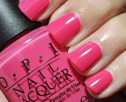 "OPI Polish ""Strawberry Margarita"" 05E"
