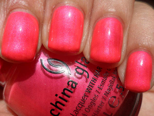 "China Glaze Polish ""Love's A Beach"" 11A"