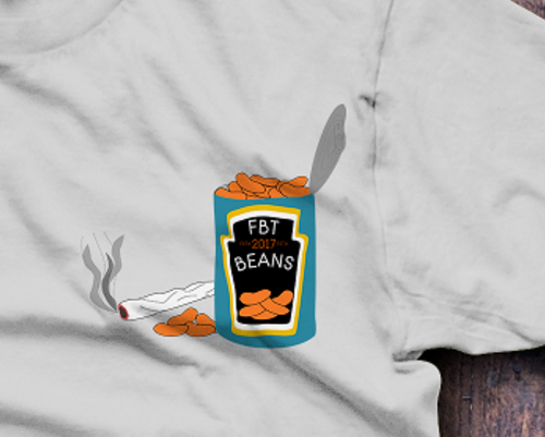 baked beans t-shirt - Fresh Baked Threads