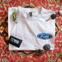 Fukt, Ford car auto funny, Fucked get fuckt, Ibis T-Shirt - Fresh Baked Threads