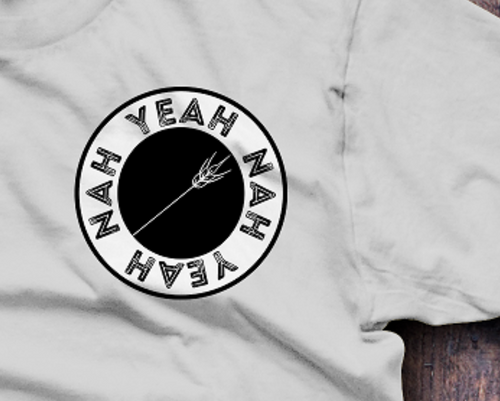 Yeah Nah T-Shirt - Fresh Baked Threads