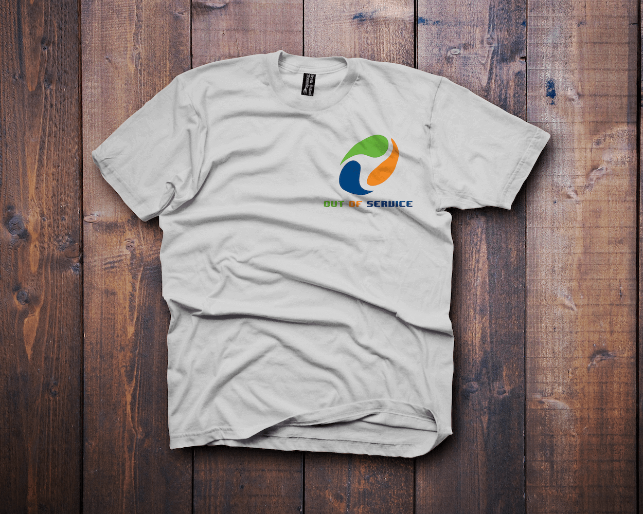 Out of Service, Translink T-Shirt - Fresh Baked Threads