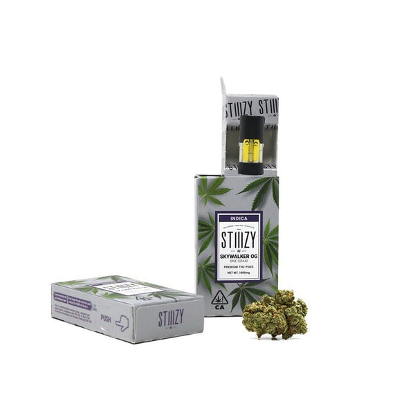 STIIIZY Cartridges - Indica - 1g