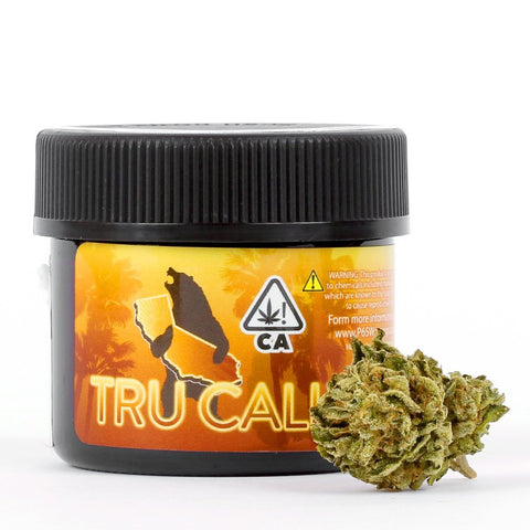 TRU CALI - Skywalker - (1/8th) - Indica - 26.84% THC