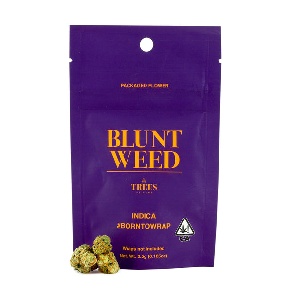 Blunt Weed - 1/8th - Purple Punch - Indica - 13.79% (Kiosk)