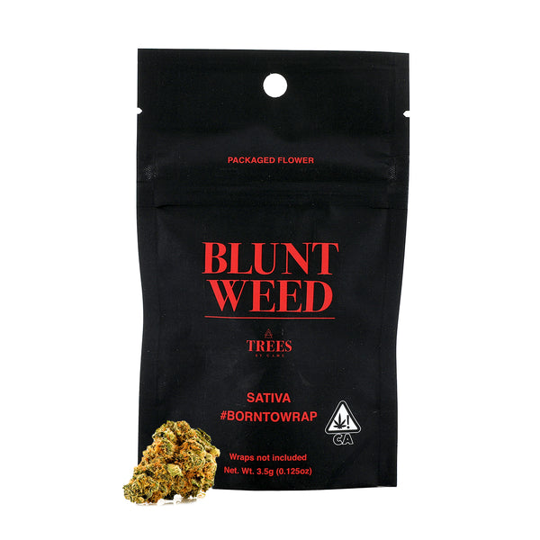 Blunt Weed - 1/8th - Ultra Platinum Cookies - Sativa - 21.55%