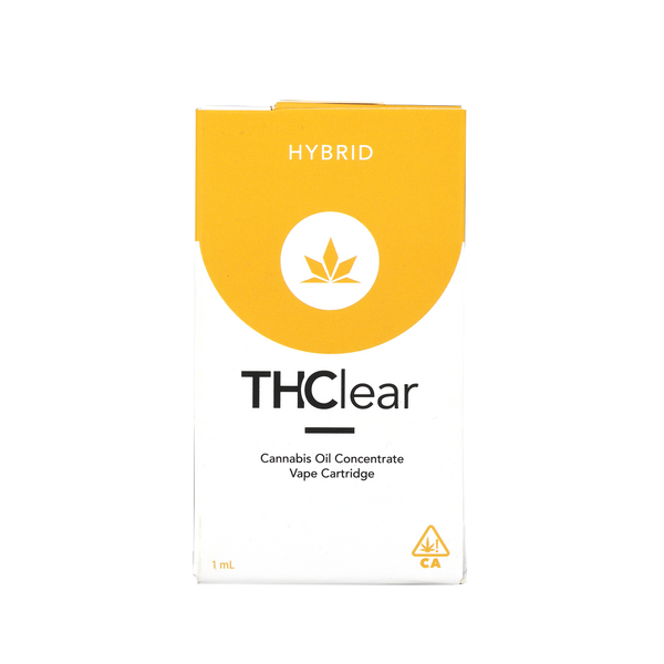 THClear - .5g Cartridge - Gelato - Hybrid
