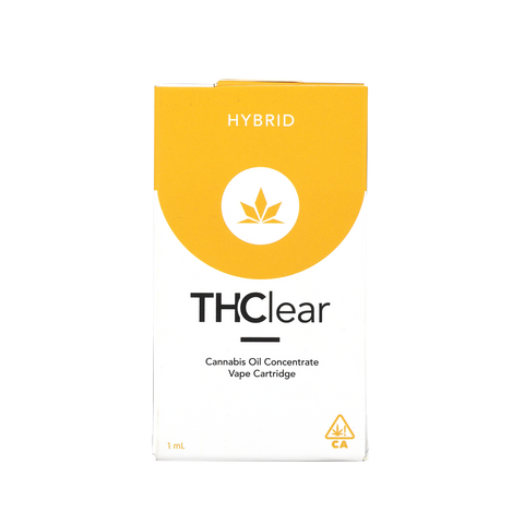 THClear - .5g Cartridge - Girl Scout Cookies - Hybrid