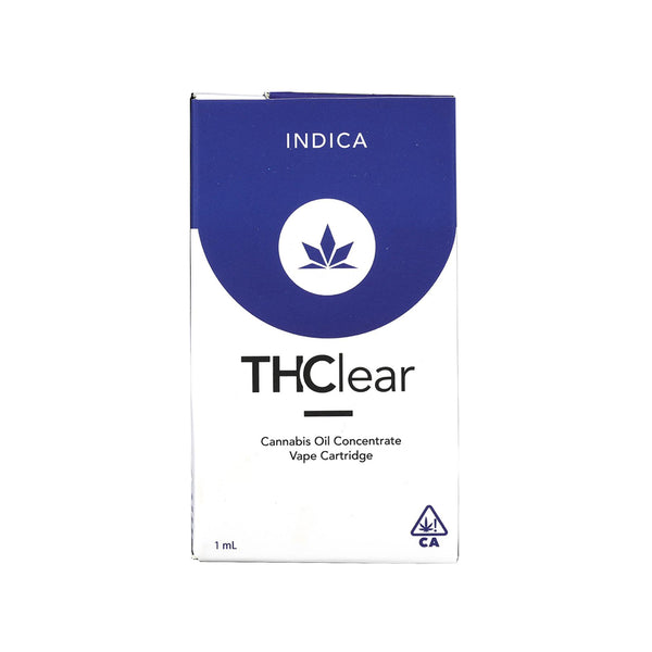 THClear - .5g Cartridge - King Louis XIII OG - Indica