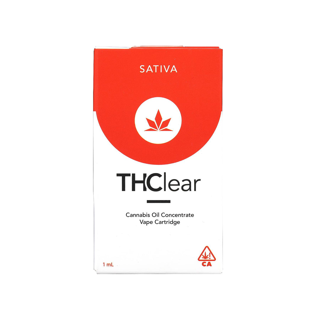 THClear - 1g Cartridge - Rainbow Sherbet - Sativa
