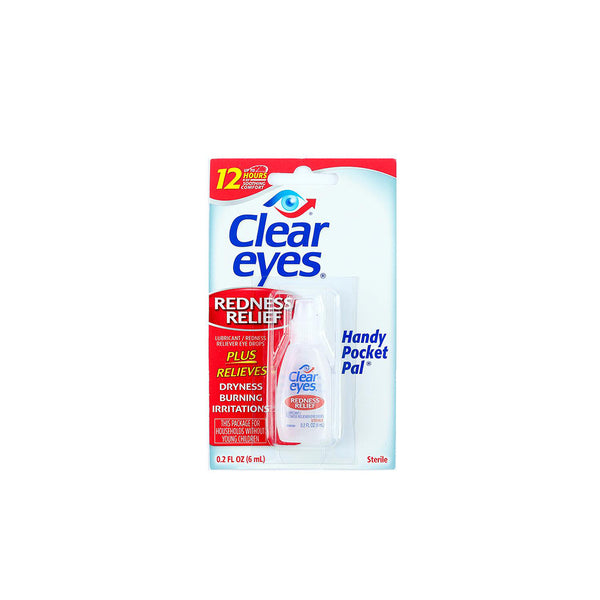 Clear Eyes - Redness Relief