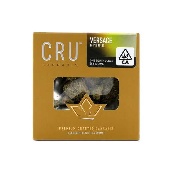 CRU - Versace - 1/8th - Hybrid - 27.90%