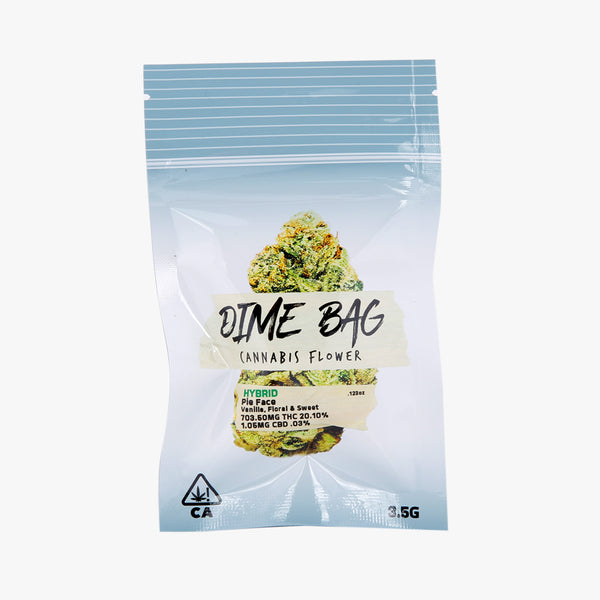Dime Bag - Pie Face - 1/8th - Hybrid - 20.1%