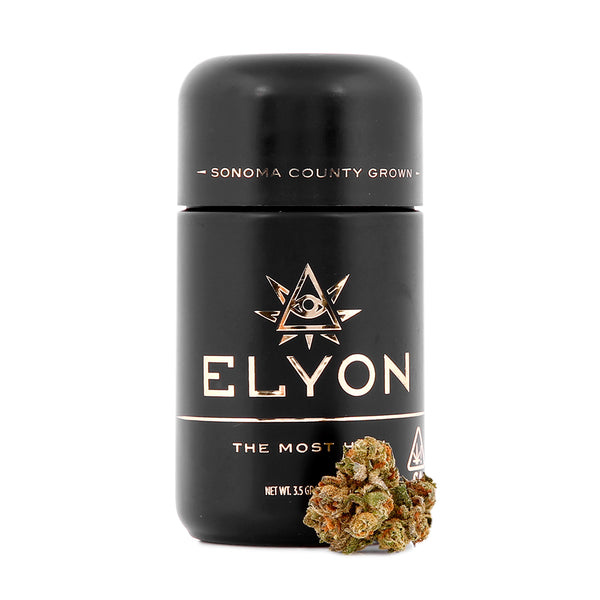 Elyon Cannabis - Blue Dream - Daytime - 1/8th - 19.74%