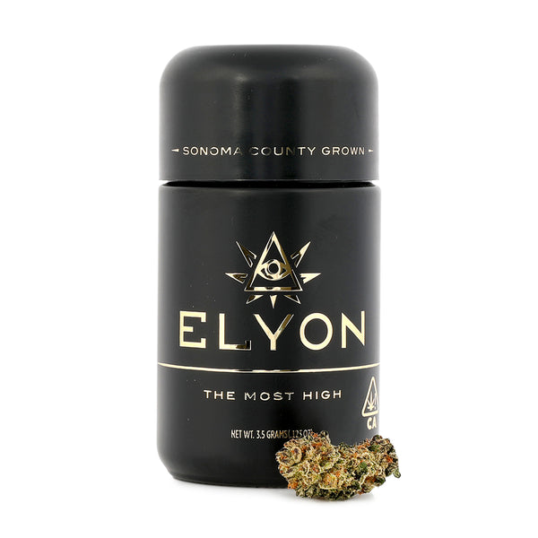 Elyon Cannabis - Dosidos - Nighttime - 1/8th - 23.70%