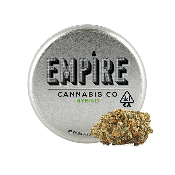Empire Cannabis Co. - Cherry Pie - 1/8th - Hybrid - 30.44%