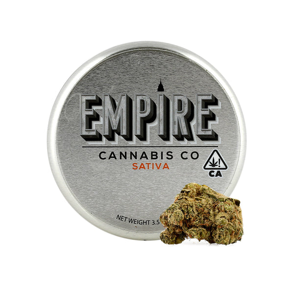 Empire Cannabis Co. - Sour Dream - 1/8th - Sativa - 24.39%